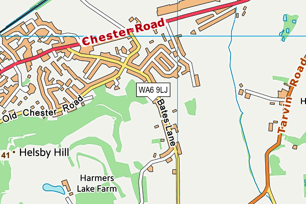 Map of DEVELOP CAPABILITY LTD at district scale