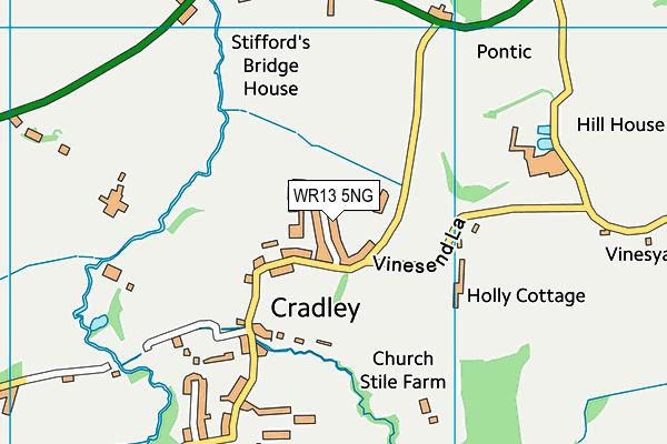 Cradley CofE Primary School (Malvern) data