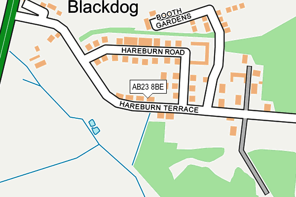 Map of O.L.T. GROUP LTD at local scale