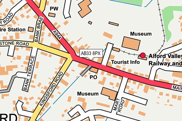 Map of BRIDGETON BOOKKEEPING LTD at local scale