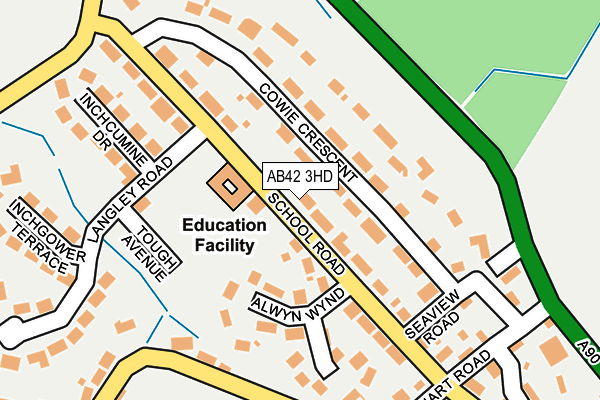 Map of JLS FISHING LIMITED at local scale