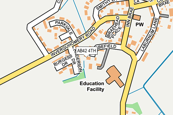 Map of GLEBEFIELD INSTRUMENTS LIMITED at local scale