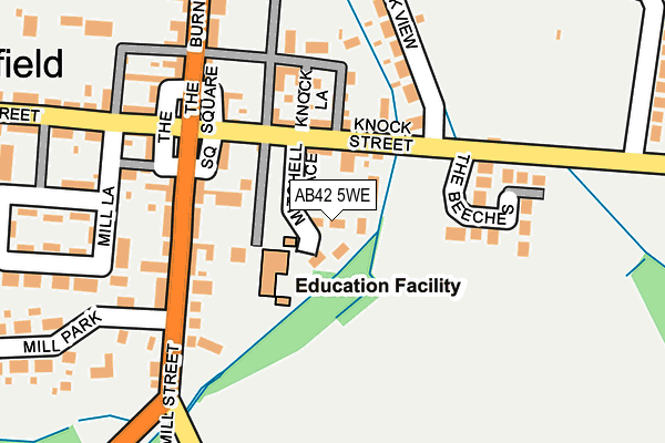 Map of J BONNER MANAGEMENT SERVICES LIMITED at local scale