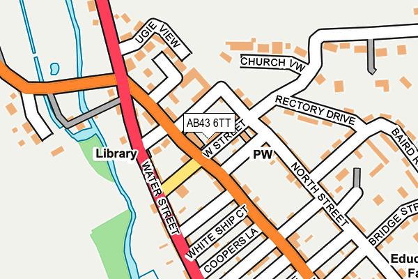 Map of GAMINGSTOP LTD at local scale