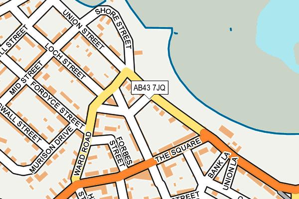 Map of DEEKSHA ENTERPRISES LTD at local scale