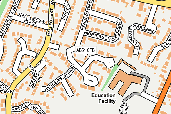 Map of EC STUDIOS LTD at local scale