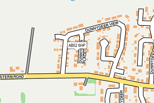 Map of DPS ENGINEERING SOLUTIONS LIMITED at local scale
