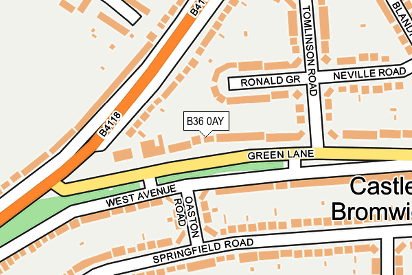 B36 Bus Time >> B36 0ay Maps Stats And Open Data