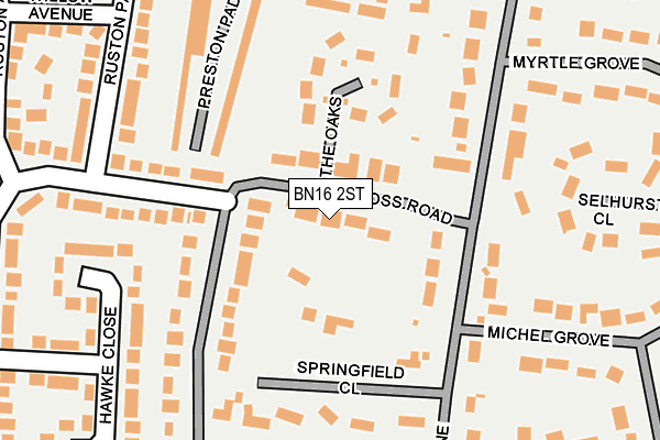 Map of JDARM LIMITED at local scale