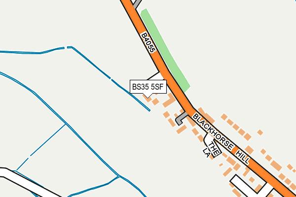 Map of POSTCOM LTD at local scale