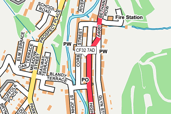 Map of THE WRIGHT IMAGE PHOTOGRAPHIC STUDIO LTD at local scale