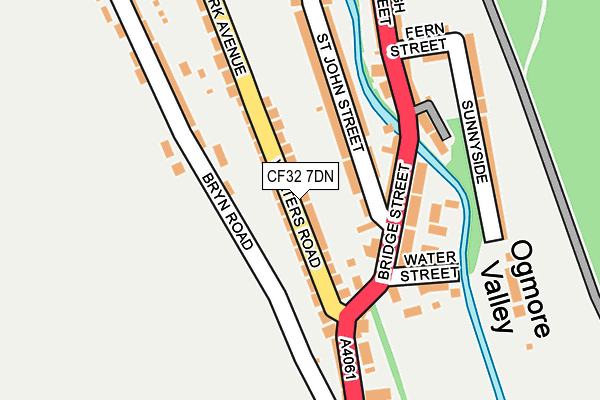 Map of WALTERS ENGINEERING GROUP LTD at local scale