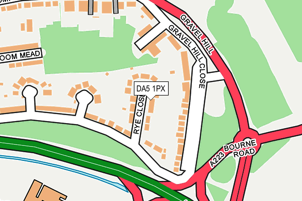 Map of FREEDOM GAMES LTD at local scale