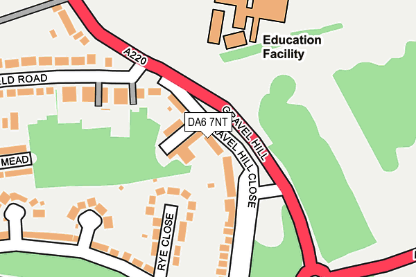 Map of BLACK CAT TECHNICAL SERVICES LTD at local scale