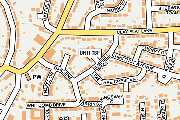 Dn11 0bp Maps Stats And Open Data