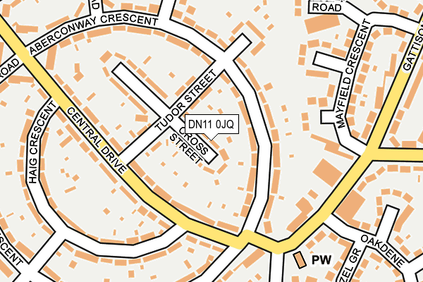 Dn11 0jq Maps Stats And Open Data
