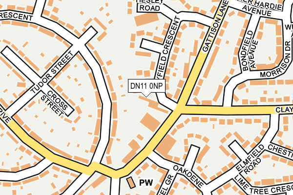 Dn11 0np Maps Stats And Open Data