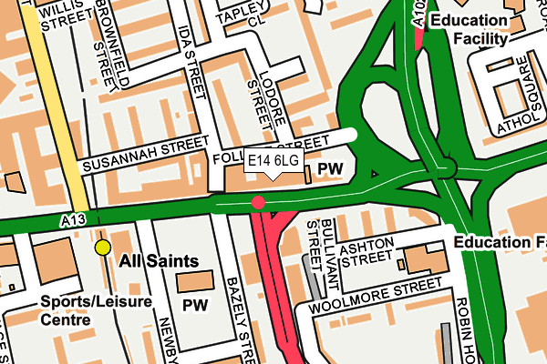 E14 6lg Maps Stats And Open Data