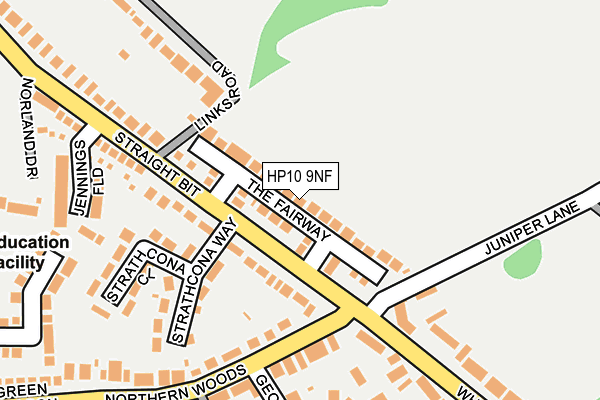 Map of PLEXOR CONSULTING LIMITED at local scale