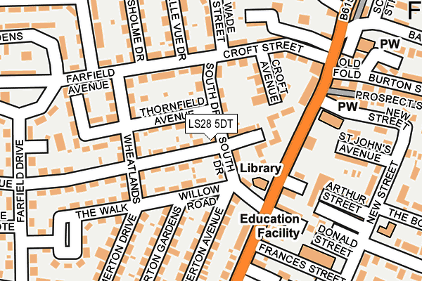 Ls28 5dt Maps Stats And Open Data