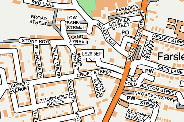 Ls28 5ep Maps Stats And Open Data