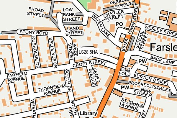 Ls28 5ha Maps Stats And Open Data