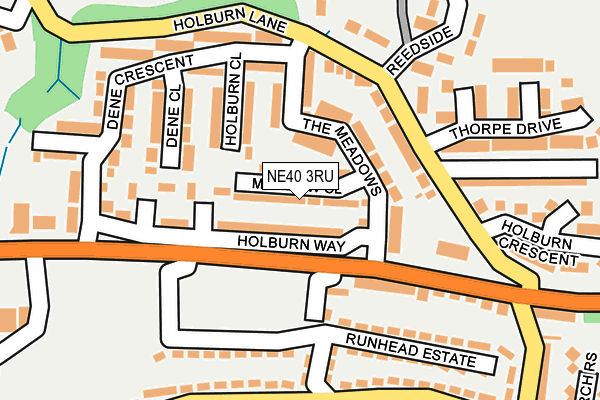 Map of HYLEV LIMITED at local scale