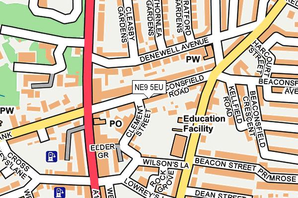 Ne9 5eu Maps Stats And Open Data