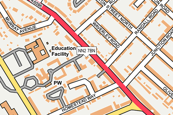 Map of KINGSLEY LEGAL CONSULTANCY LTD at local scale