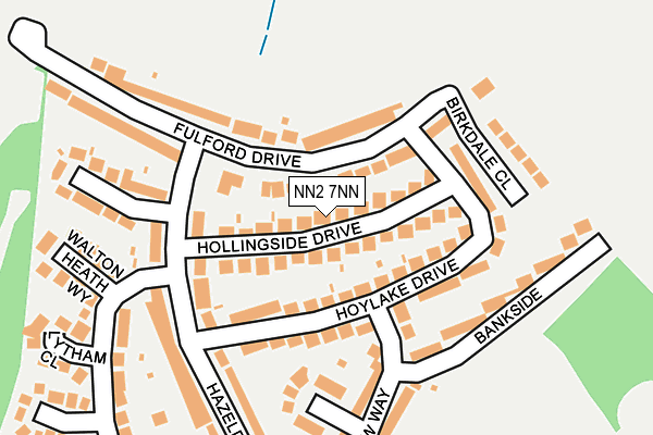 Map of MIRUNICO LTD at local scale