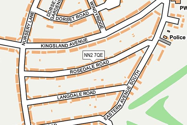 Map of VLADIMIR PIE LTD at local scale