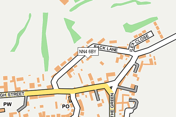 Map of JDB ANALYTICS LIMITED at local scale