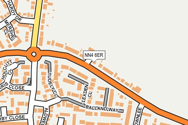 Map of TASHI VALET CAR WASH LTD at local scale