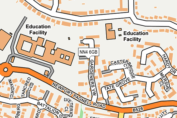 Map of ROWKREY IT CONSULTANTS LTD at local scale