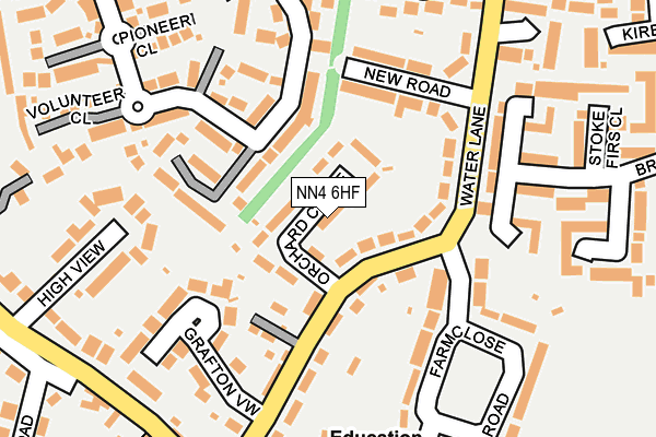 Map of BEREGOI LTD at local scale
