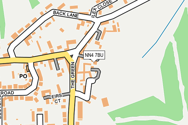 Map of H & A DEVELOPMENTS LTD at local scale