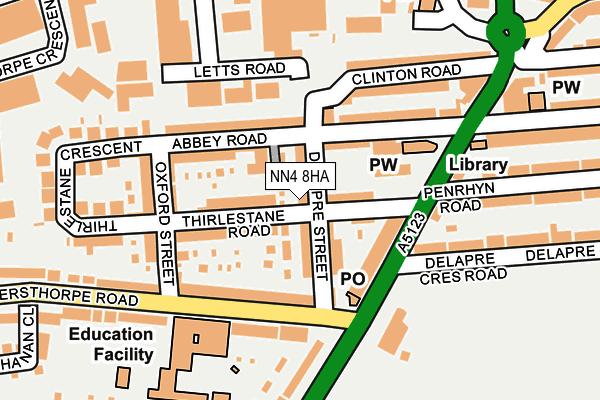 Map of ACOJOCARU TRANS LTD at local scale