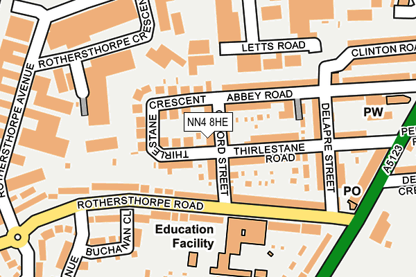 Map of WINTRINGHAM TRANSPORT LTD at local scale