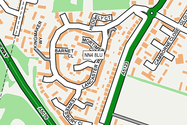 Map of MONASYSTEMS LIMITED at local scale