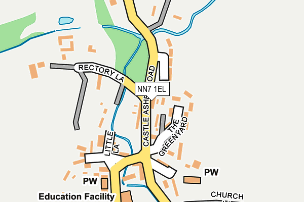 Map of PREMIER DRAUGHTING SOLUTIONS LIMITED at local scale