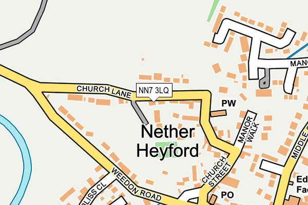 Map of NENTRONIC LTD at local scale