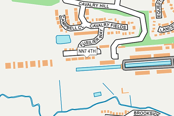 Map of J BEDDOWS ENGINEERING LIMITED at local scale