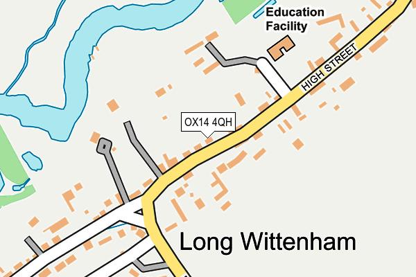 Map of ADFORUM LTD at local scale