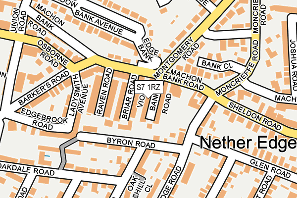 S7 1rz Maps Stats And Open Data