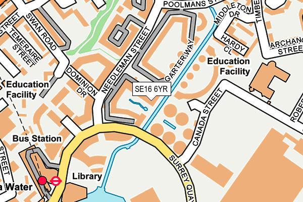 Map of BRAVE NINJA STUDIO LTD at local scale
