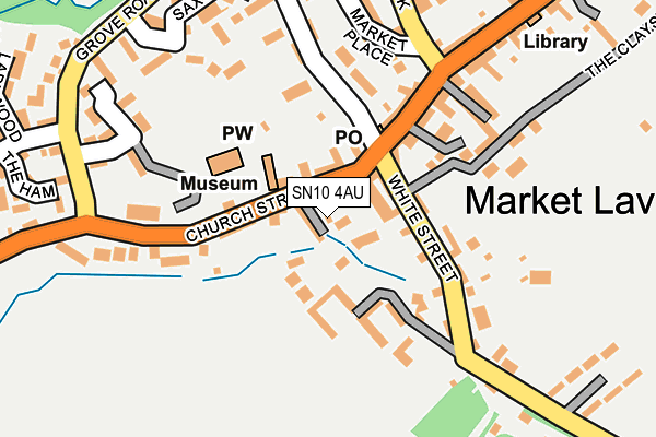 Map of MILSOM COURT MANAGEMENT COMPANY LIMITED at local scale