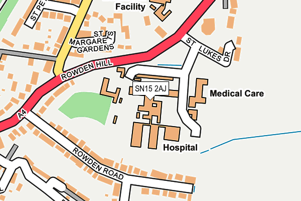 SN15 2AJ maps, stats, and open data Chippenham Hospital Map on worthing hospital map, bristol hospital map, winchester hospital map, poole hospital map, cheltenham hospital map, witham hospital map, northampton hospital map, boston hospital map, salisbury hospital map, kettering hospital map, newton hospital map, rochester hospital map, st mary's hospital map, halifax hospital map, farnborough hospital map, chatham hospital map, cambridge hospital map, basildon hospital map, southampton hospital map, portsmouth hospital map,