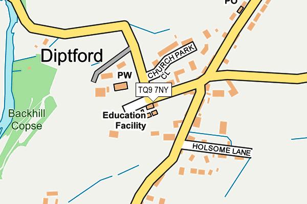 Tq9 7ny Maps